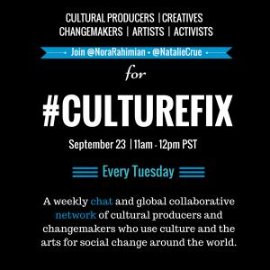 #culturefix Flyer 1